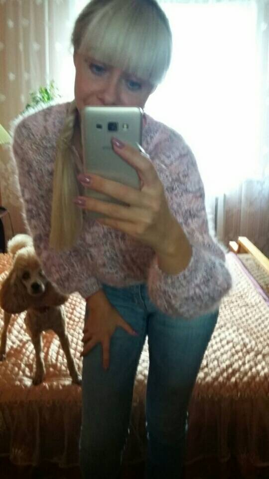 Blonde milf is willing to try bbc