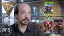 Artifact Exclusive First Look From Valve Ars Technica