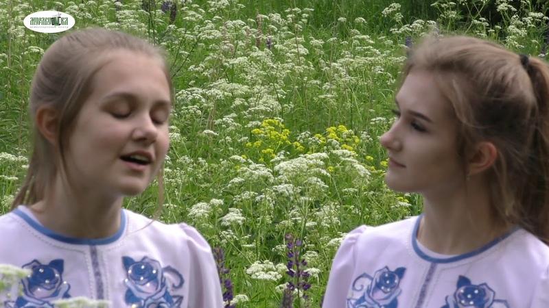 В поле у лесочка семейный ансамбль Радость. Гармонь - это душа народа, наше родное, близкое!