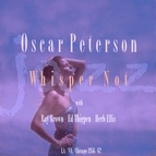 Oscar Peterson альбом Whisper Not