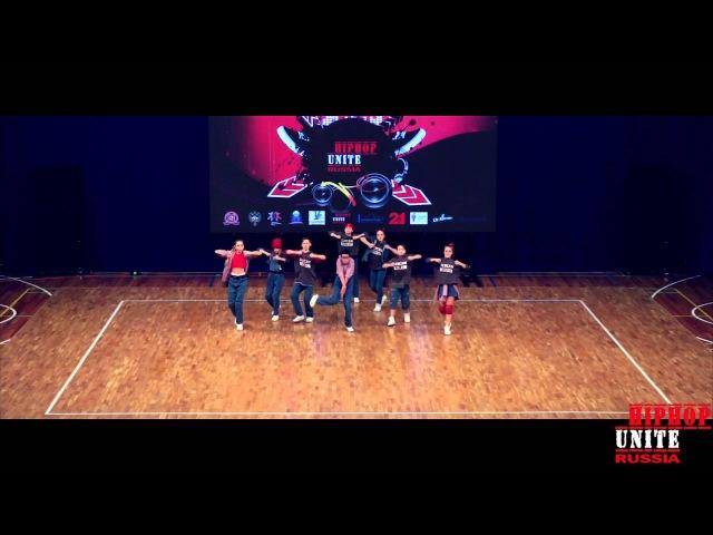 Scream 1 место Первенство России Хип хоп 12 17 лет