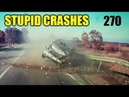 Stupid driving mistakes 270 (October 2018 English subtitles)