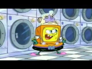SpongeBob SquarePants Ep117 Shuffle Boarding Professor Squidward