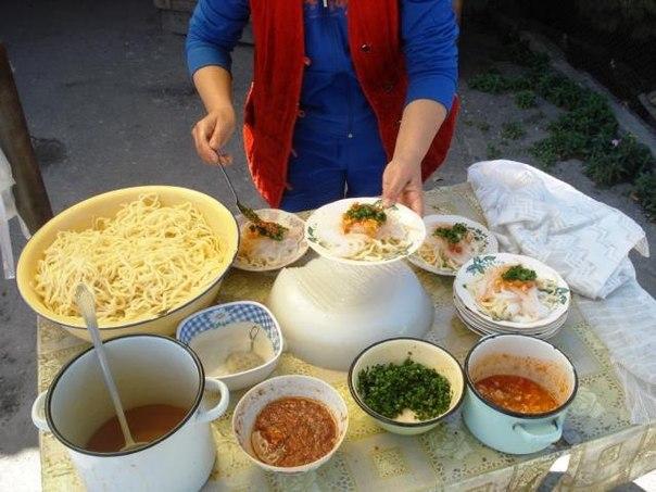 Рецепт дунганской кухни с фото