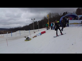 Red Bull Jump and freeze 2018 - Крик