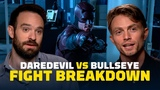 Daredevil vs. Bullseye Fight Breakdown - Season 3, Episode 6