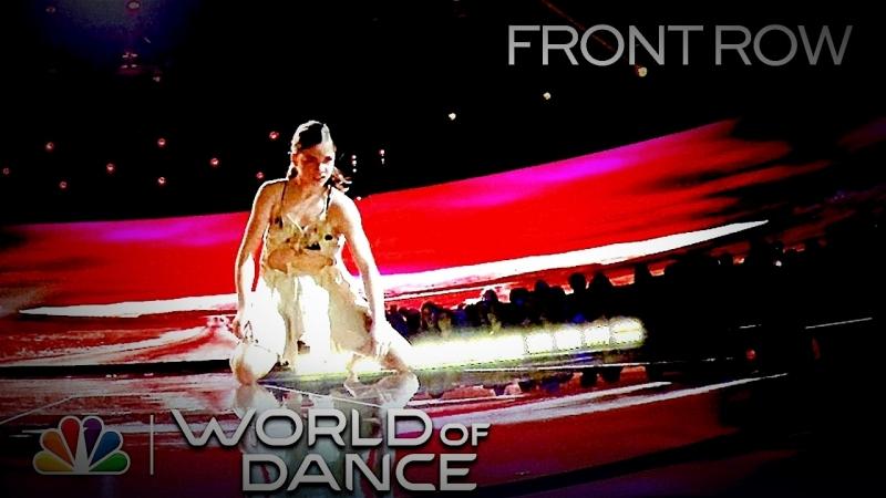 World of Dance 2018 - Eva Igo: Front Row (Digital Exclusive)