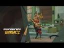 [Overwatch] Boombastic - Hanzo 002