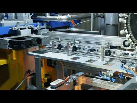 «Кропоткинский завод МиССП» Разработал новую модель автомата выдува полиэтилентерефталат-тары