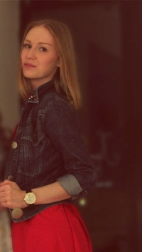Кристина Гаврилова