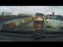 авария сегодня на мосту