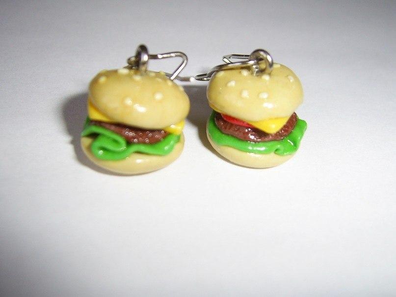 готовые бургеры