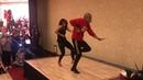 ADOLFO INDACOCHEA AMNERIS MARTINEZ SALSA WORKSHOP AT SEATTLE SALSA CONGRESS 2018