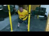 Влад Алхазов приседает 440 кг на 2 раза