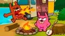ВЕСЕЛЫЙ СУСЛИК 1 СМЕЕМСЯ ДРАЗНИМ ЗВЕРЬКА мультяшная игра для детей Do not disturb 3 летсплей
