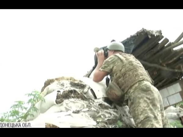 Окупована Горлівка як на долоні і активізація ворожих снайперів - репортаж