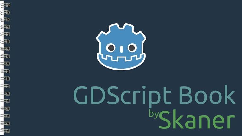 GDScript Book 1 консоль Godot Engine синтаксис области видимости