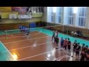 07 10 2018 Чемпионат г Йошкар Олы по волейболу среди мужских команд Игра за 3 место МОСИ МарГУ