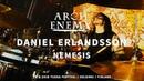 Arch Enemy Daniel Erlandsson Drumcam 'Nemesis ' / Tuska Festival 2018