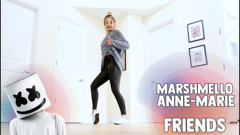 Friends - Marshmello (Freestyle)   Chachi Gonzales