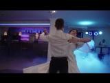 Первый танец Света и Дима