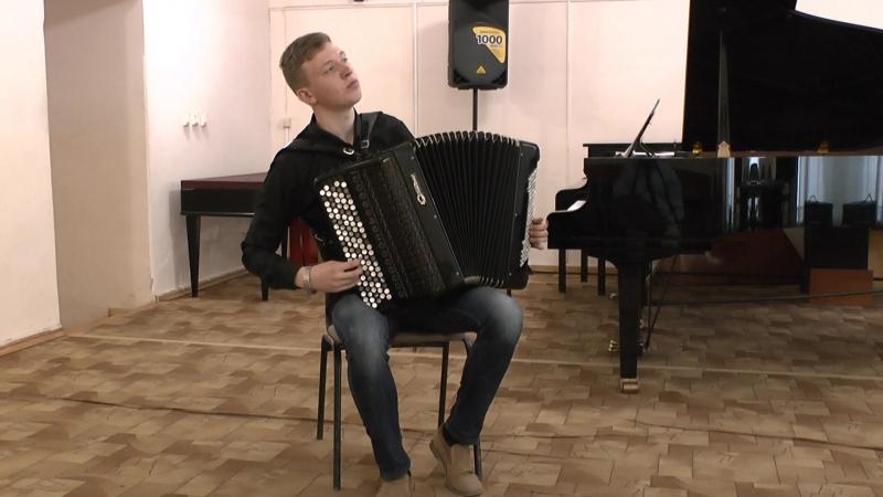 И. С. Бах - органная прелюдия и фуга ля минор