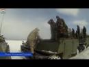 Делегация юнармейцев Тосненского района побывала на военных сборах в п.Каменка