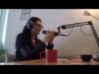 Упражнения для сексуального голоса. Постановка голоса. Интервью для радио ВМЕСТЕ (Прага)
