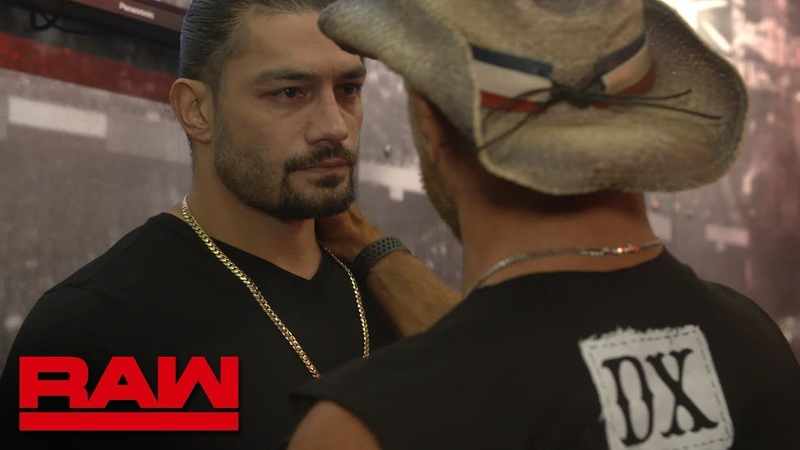 Superstars show support for Roman Reigns following his emotional announcement Oct. 22, 2018