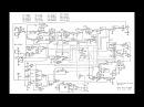 Техникс и баунти, Схема металлоискателя, 2016, metal detector, sheme Tehnicks Baunty