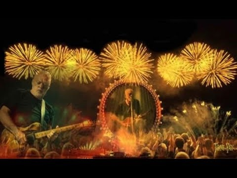 David Gilmour Merry Christmas and Happy New Year ☆ 2019 ☆
