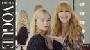 Charlotte Tilbury's Hollywood Glow Make-Up Tutorial | British Vogue