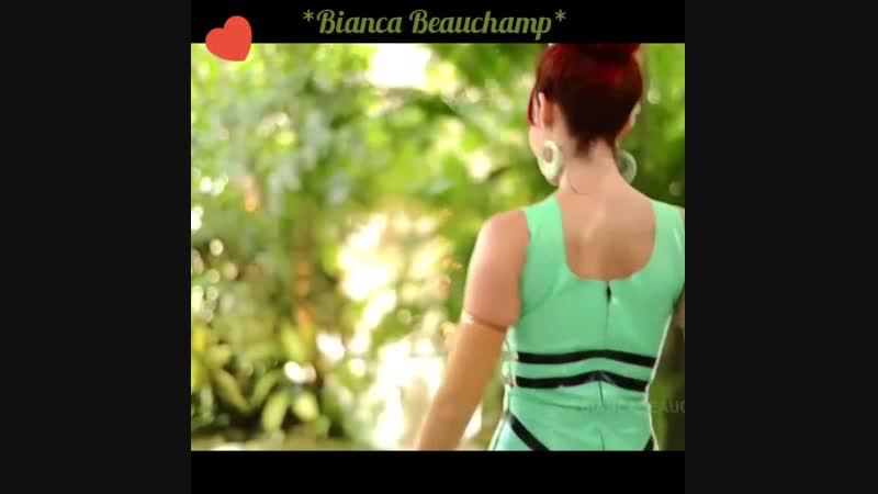 Bianca Beauchamp Latex Leotard