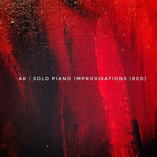 ak альбом Solo Piano Improvisations (Red)