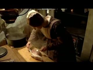 Викторианский говяжий язык