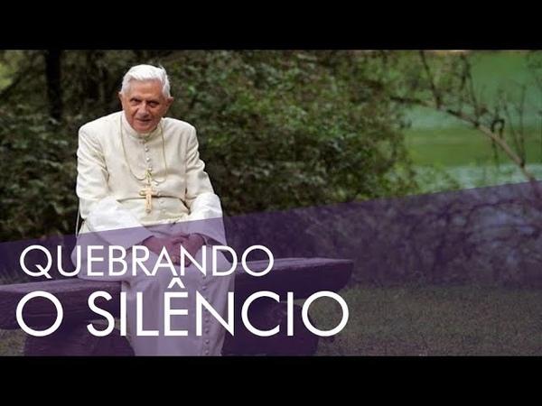 BENTO XVI QUEBRA O SILÊNCIO FAZ UM RAIO-X DA IGREJA E ORIENTA O CAMINHO A SEGUIR