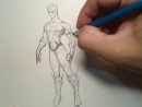 Riven Phoenix The Sketch Book 08 How To Draw People 3