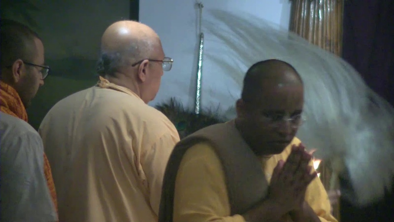 Srila Prabhupada's Guru Puja March 11 2019