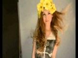 Making of sesión Beauty, Tania Kravtsiv