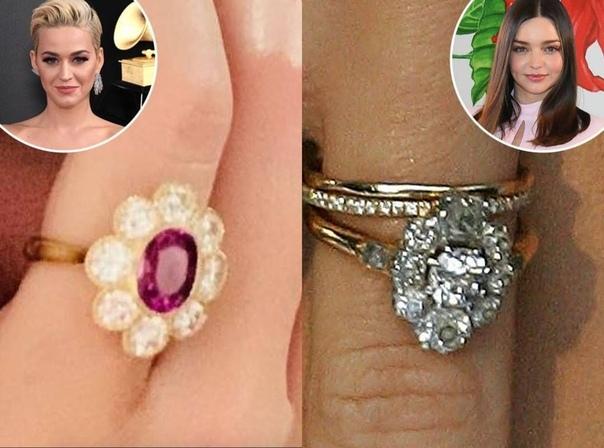 Вот это неловко: Орландо Блум подарил Кэти Перри такое же кольцо, как бывшей жене