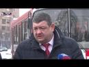 По распоряжению Главы ДНР Горловке переданы три автобуса для прифронтовых посёлков города
