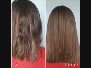 Ботокс (Botox) для волос