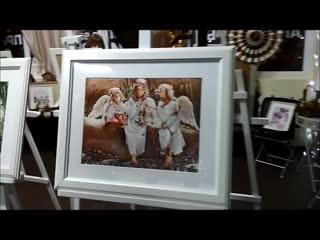 Выставка Марины