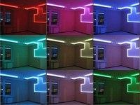 Гермитичная светодиодная лента RGB 5050, 300 Led.