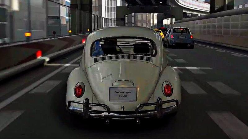 Gran Turismo Sport - Gameplay Volkswagen 1200 @ Tokyo Expressway [1080p 60fps]