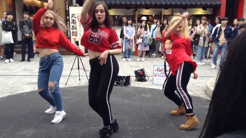 180518 Red Spark (레드스파크) MOMOLAND (모모랜드) _ BBoom BBoom cover dance 홍대 Russia Team