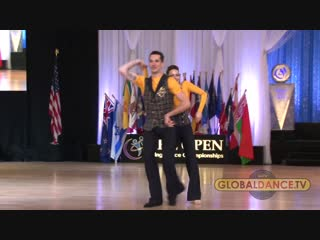 Pavel & Marina — Classic Finals The Open 2018 (+интервью)