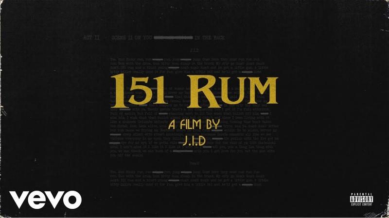 JID - 151 Rum (Audio)