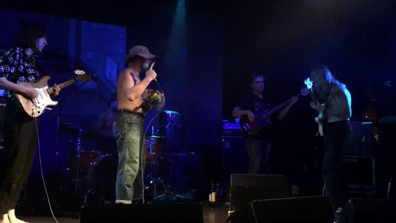 Mac Demarco the band in Saint-Petersburg, Russia
