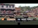 NCAAF 2018 / Week 06 / (4) Clemson Tigers - Wake Forest Demon Deacons / EN